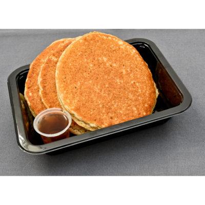 Triple Pancake Stack