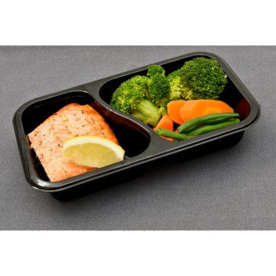 Salmon Vegetables